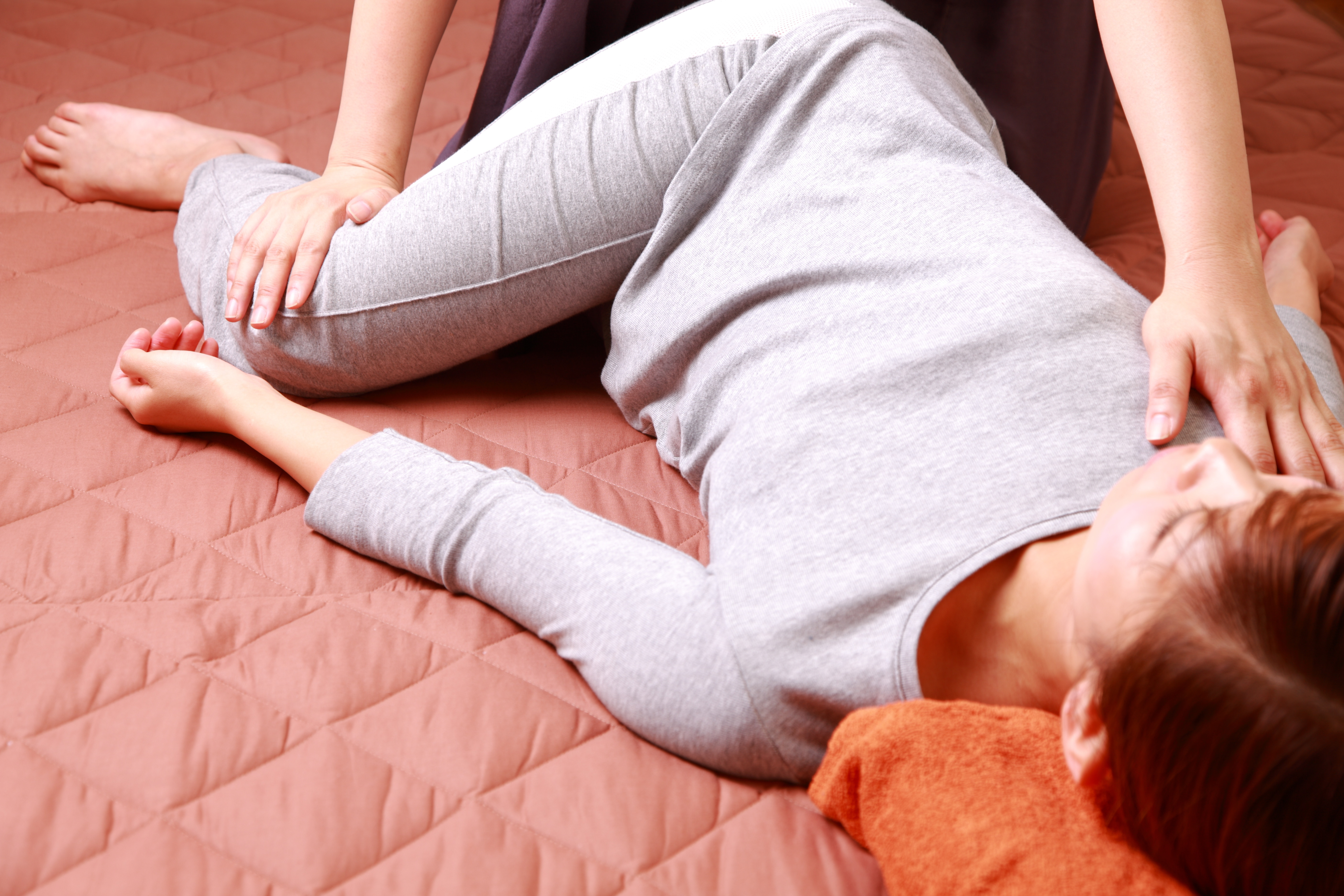 Thai Massage - The Manchester Therapy Centre